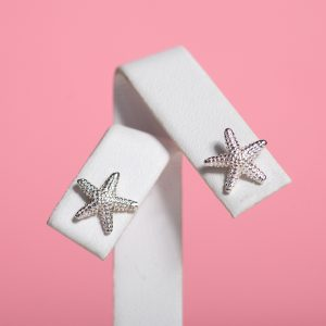 Sweet Rosie Jewellery - starfish stud earrings