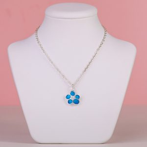 Forget Me Not Necklace - Sweet Rosie